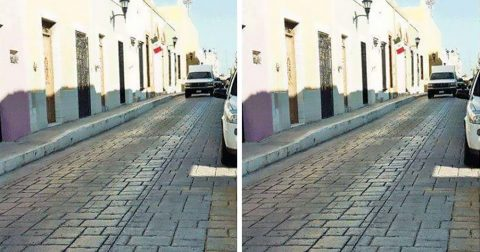 Это место снято под разными углами, или же один и тот же кадр? Новая оптическая иллюзия будоражит Интернет