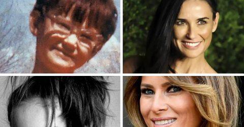 23 фото знаменитостей в детском возрасте – узнать невозможно