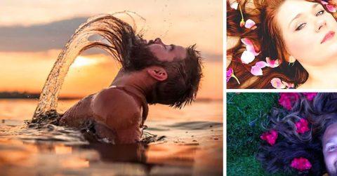 Мужчины креативят: 20 смешных фото, когда парни решили вести себя, как девушки