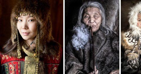Ради снимков коренных жителей фотограф исколесил всю Сибирь и вот результат