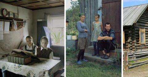 30 редких фотографий, которые покажут, как живут русские староверы в сибирской глуши