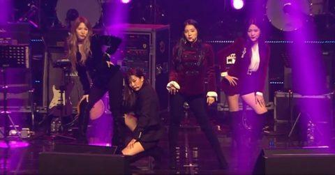 Культурный шок: как в КНДР отреагировали на выступление южнокорейской девчачьей поп-группы