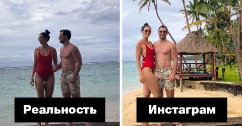 Блогер показала главный секрет идеальных фото в Инстаграм. И это вовсе не природная красота
