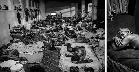 Фотографии самой известной тюрьмы Венесуэлы, от которых становится не по себе