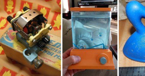 Обратно в детство: советские игрушки, которые совсем неведомы современным детям