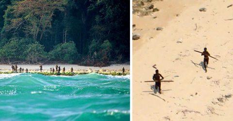 Вот уже 55 тыс. лет жители этого острова избегают цивилизации и на то есть веские причины