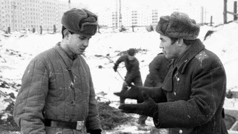 """История """"Случайный солдат"""" из времен армии СССР"""