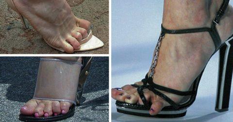 Самые странные босоножки, которые из любой девушки сделают жертву моды